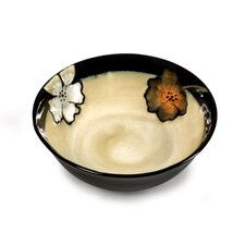 "Painted Poppies 12"" Serving Bowl"