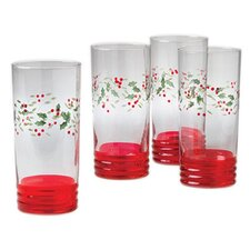 Winterberry Cooler (Set of 4)