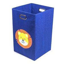 Lion Folding Laundry Bin
