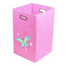 Butterfly Folding Laundry Bin