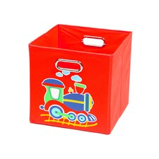 <strong>Nuby</strong> Train Folding Toy Storage Bin