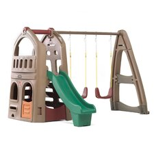 <strong>Step2</strong> Naturally Playful Playhouse Climber Swing Set