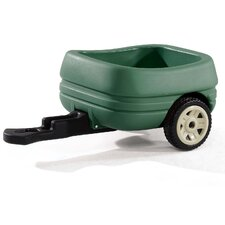 Tag-Along Trailer Plus in Willow Green