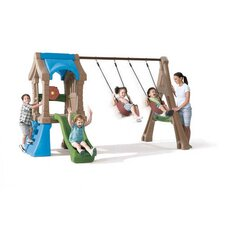 Play Up Gym Swing Set