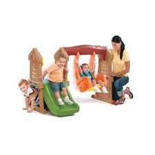 Play Up Toddler Swing and Slide