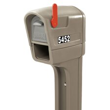 MailMaster Plus Post Mounted Mailbox