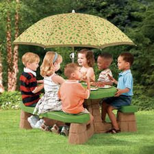 <strong>Step2</strong> Naturally Playful Kids Picnic Table