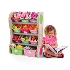 <strong>Step2</strong> Fun Time Room Toy Organizer