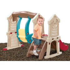 Toddler Slide Swing Set