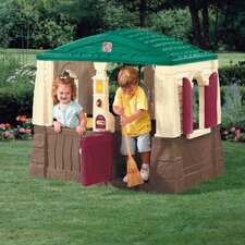 Neat and Tidy Cottage Playhouse