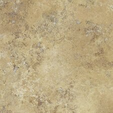 "Mountain Travertine 16"" x 32"" Vinyl Tile in Mt Silverheel"