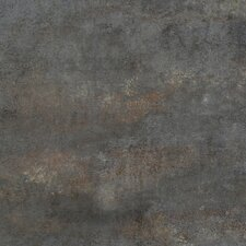 "Aspen Metallic 16"" x 32"" Vinyl Tile in Zuni"