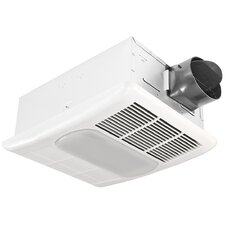 80 CFM Fan/Light Combo with Heater