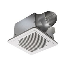 BreezSmart 130 CFM Energy Star Bathroom Fan with Humidity Sensor