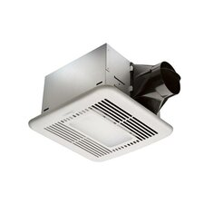 BreezSignature 80 CFM Energy Star Exhaust Bathroom Fan with Light
