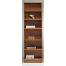 "Section 79.5"" Narrow Bookcase"