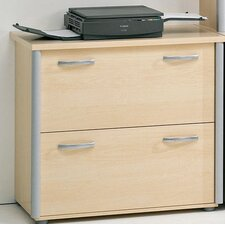 2-Drawer Comet  File Cabinet