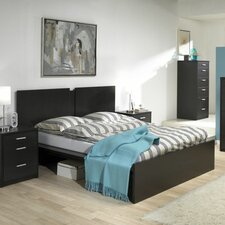 <strong>Wildon Home ®</strong> Manhattan  Panel Bed