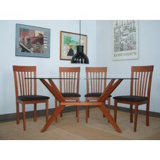 Caserta 5 Piece Dining Set