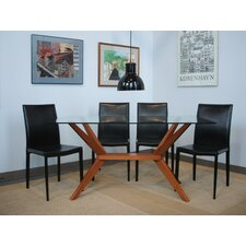 <strong>Wildon Home ®</strong> Caserta 5 Piece Dining Set