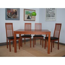 <strong>Wildon Home ®</strong> Moderna 5 Piece Dining Set