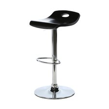 "<strong>LumiSource</strong> Surf 23"" Adjustable Bar Stool"