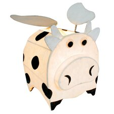 Night Time Pals Cosmo the Cow Wings Table Lamp