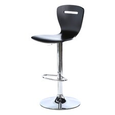 "H2 23"" Barstool in Black"