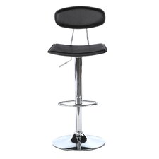 Vector Adjustable Height Swivel Bar Stool