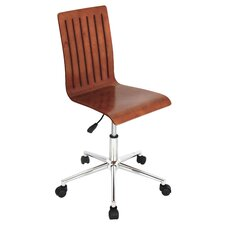 <strong>LumiSource</strong> Bentley High Back Office Chair