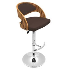 Pino Adjustable Height Swivel Bar Stool