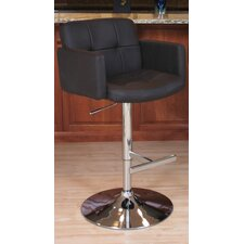 "Stout 24"" Adjustable Bar Stool"