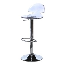 "Venti 22.5""Adjustable Swivel Bar Stool"