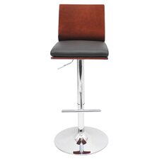 Koko Adjustable Height Height Swivel Bar Stool