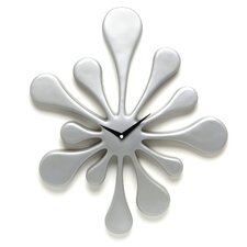 Splat Wall Clock