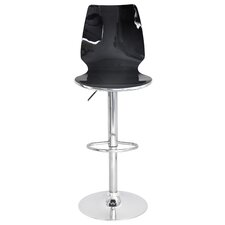 Danata Swivel Adjustable Height Bar Stool