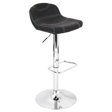 "League 29.5"" Adjustable Swivel Bar Stool"