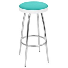 Topspin Swivel Bar Stool (Set of 2)