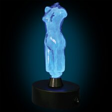 "Novelty Lighting Mini Venus Electra 11"" H Table Lamp"