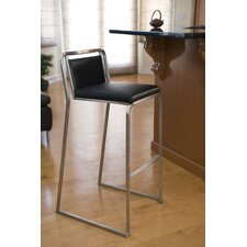 "Cascade 29.5"" Bar Stool in Black"