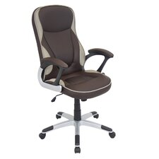 <strong>LumiSource</strong> Storm Executive Office Chair