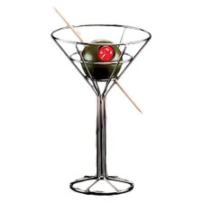 Novelty Lighting Mini Martini Table Lamp