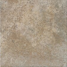 "Alta Vista 12"" x 12"" Porcelain Field Tile in Drift Wood"