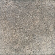 "Alta Vista 12"" x 12"" Porcelain Field Tile in Misty Rain"