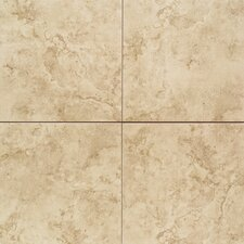"Brancacci 12"" x 12"" Field Tile in Fresco Caffe"