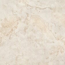 Brancacci Ceramic Glazed Wall Field Tile in Aria Ivory