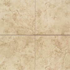 "Brancacci 6"" x 6"" Field Tile in Fresco Caffe"