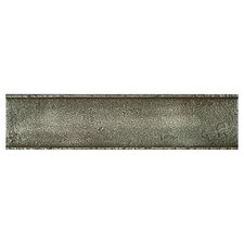 "Metal Signatures Chateau 12"" x 3"" Liner in Aged Iron"