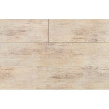 "Timber Glen 8"" x 24"" Rustic Field Tile in Dune"
