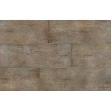 "Timber Glen 8"" x 24"" Rustic Field Tile in Heath"